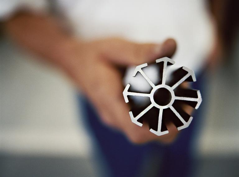 Aluminium For Future Generations Extrusion
